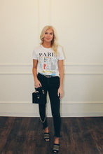 Paris Icon Tee - Olive Street