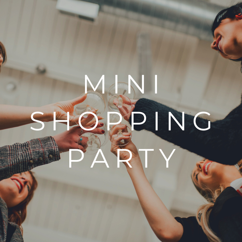 Mini Shopping Party - Olive Street