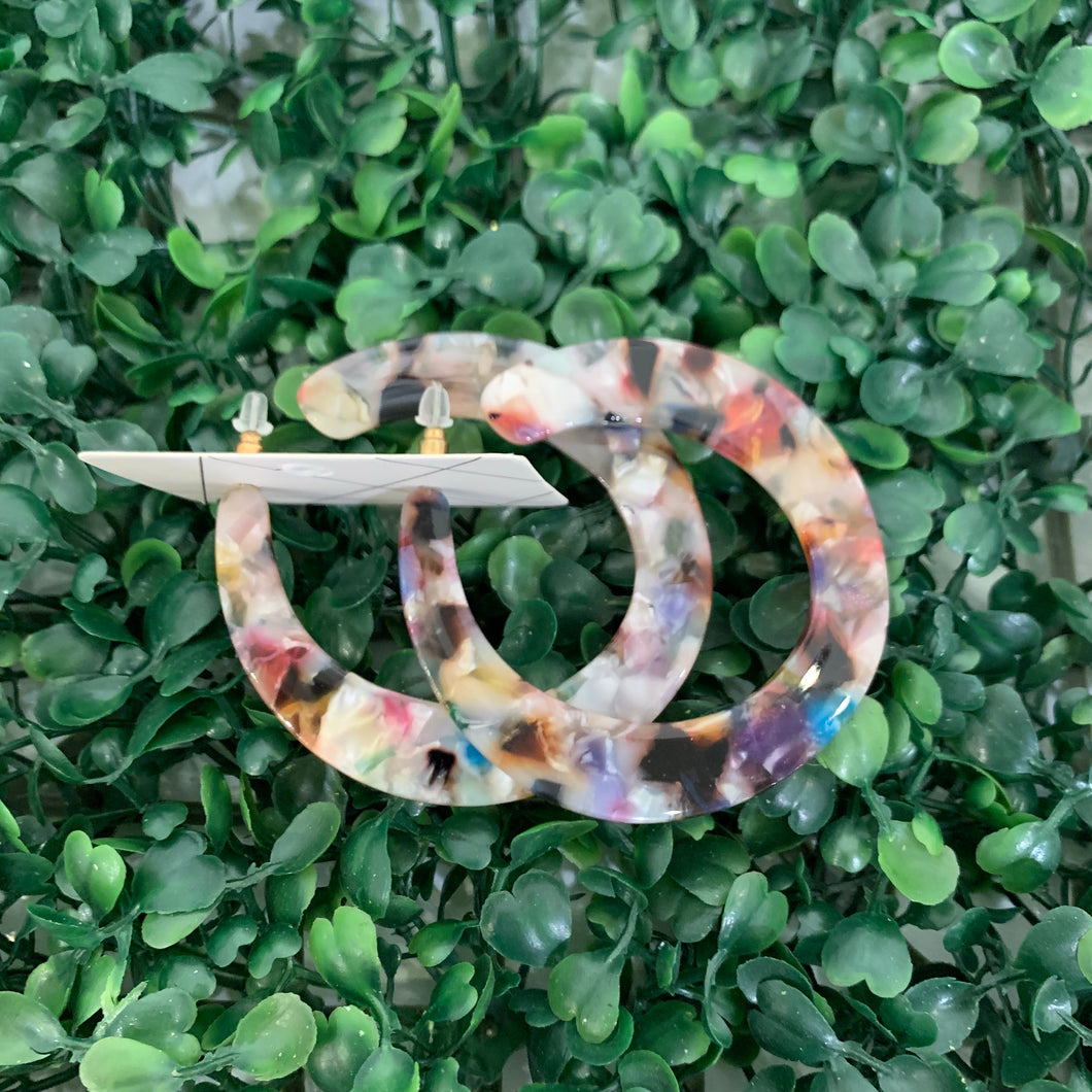 Multi Color Tort Hoop