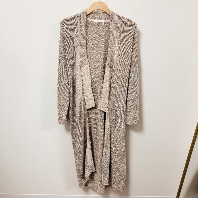 Marl Duster Cardigan - Olive Street