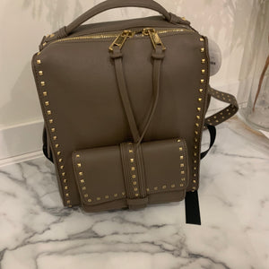 Structured Backpack - Olive Street
