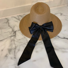 Bow Back Hat