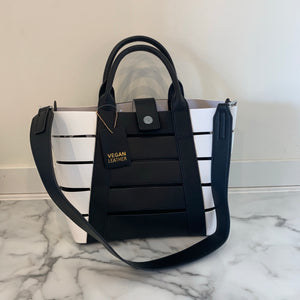 Colorblock Multi Strap Bag