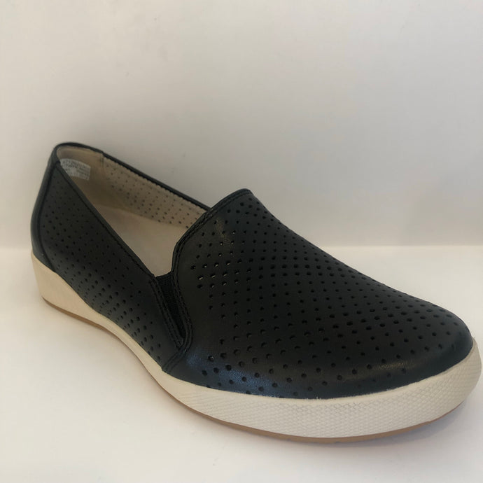 Odina Perforated Slip On Sneaker