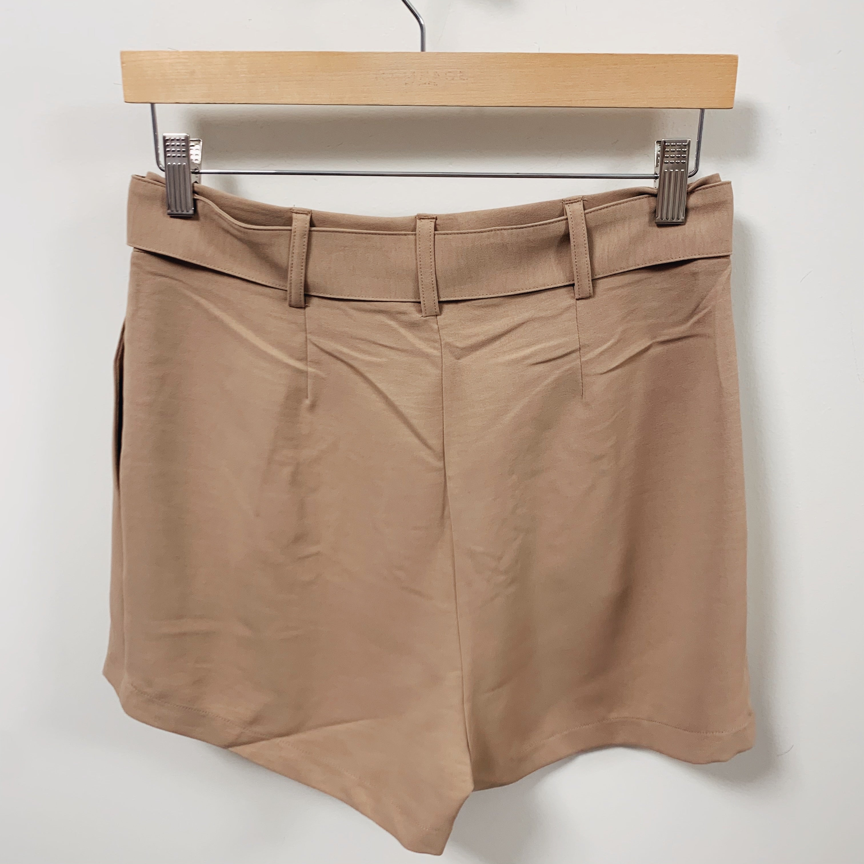 Front Buckle Shorts