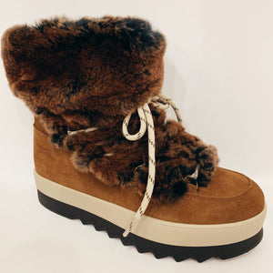 Limited Release Furry Boot