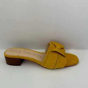 Yellow Bow Slide