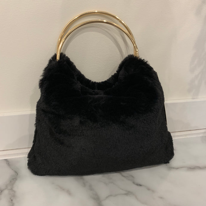 Ring Fur Purse