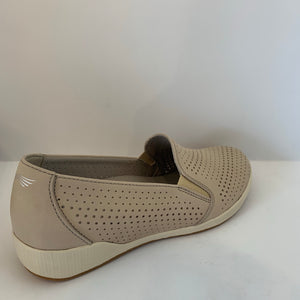 Odina Perforated SlipOn