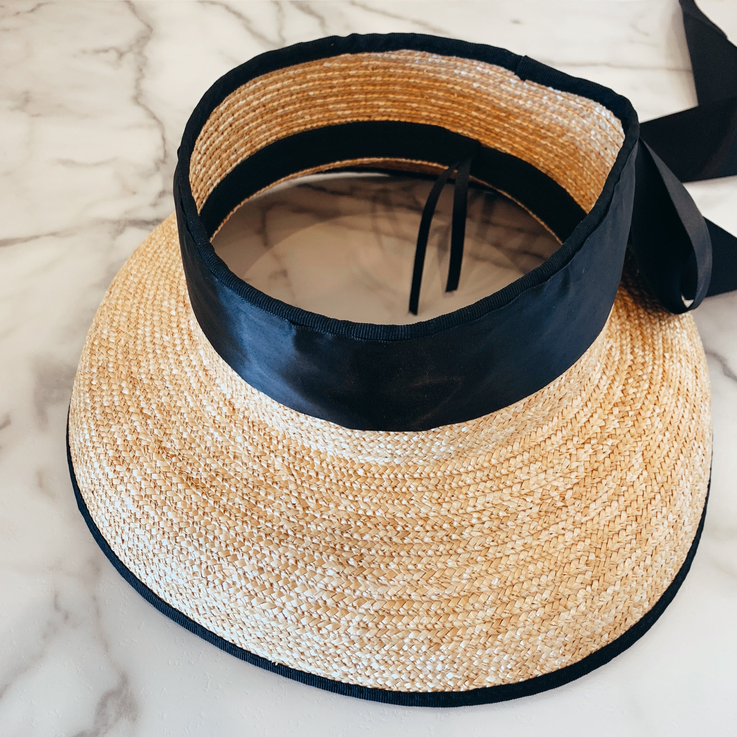 Bow Beach Hat - Olive Street