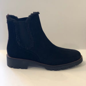 Waterproof Suede Boot