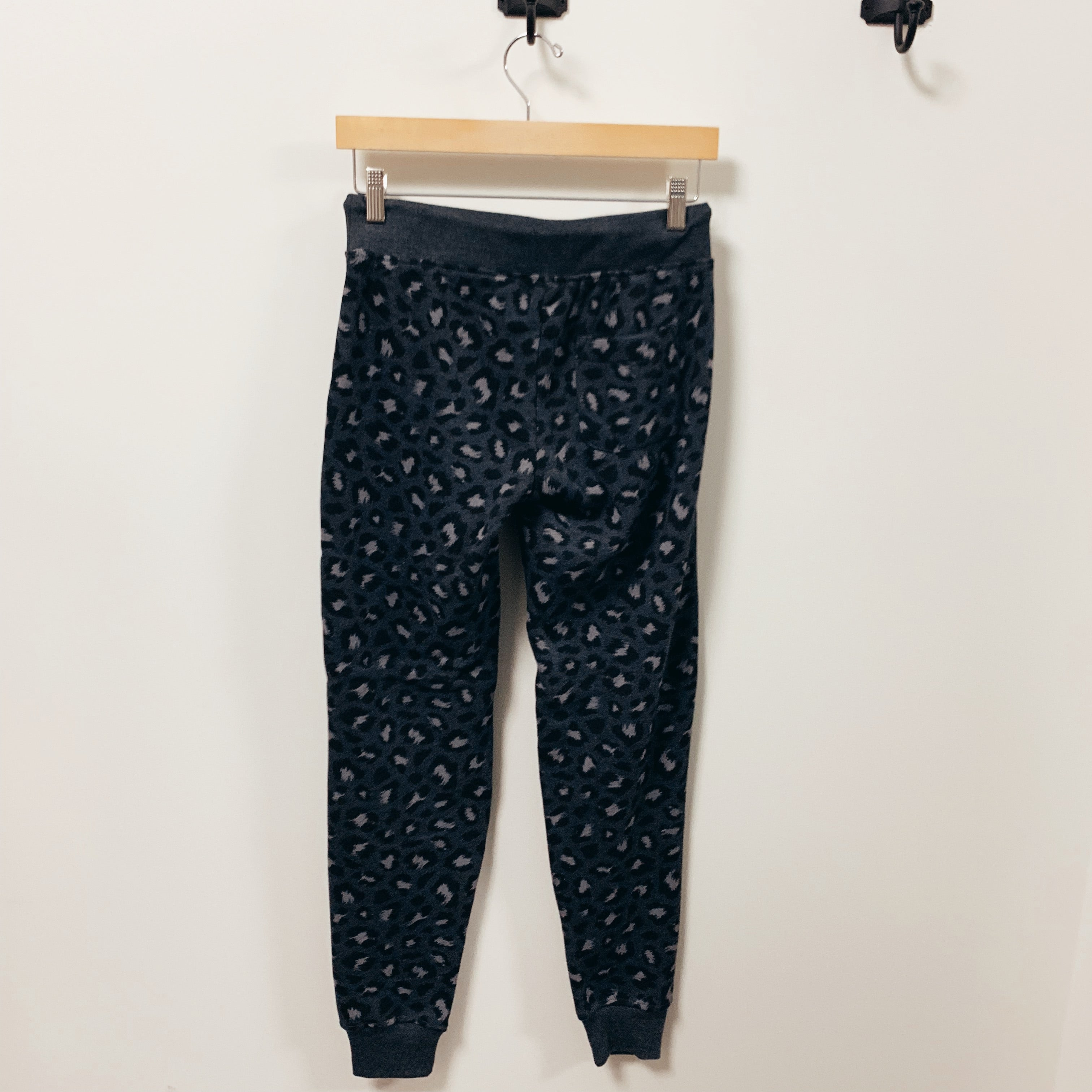 Leopard Cozy Jogger - Olive Street