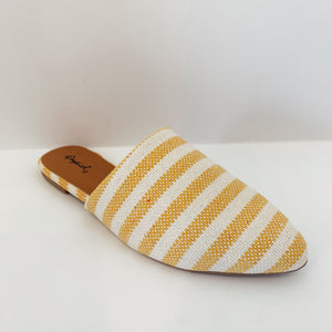 Yellow Stripe Slide