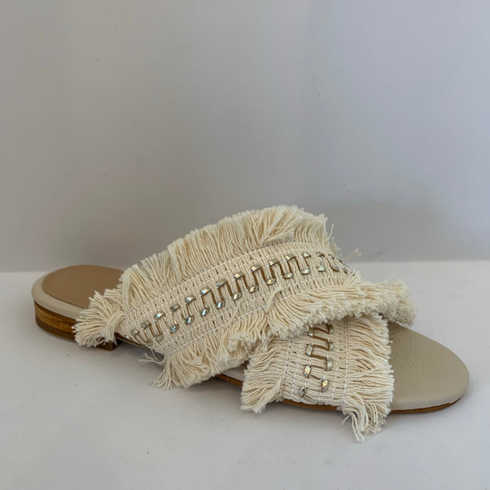 Frayed Sandal