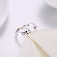 INALIS Lovely Style 925 Sterling Silver Crystal Shell Baby Foot Rings Fine Jewelry For Women Love Mom Gift - satisfaction-365.com