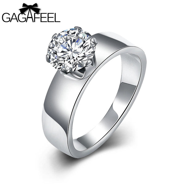 Wedding Ring Stainless Steel Ring ! - satisfaction-365.com