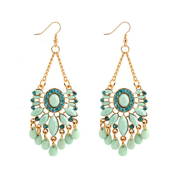 Women Bohemia Dangle Earrings - satisfaction-365.com