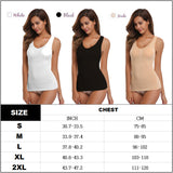 Women Waist trainer Slimming Belt body shaper Slimming Corset shape wear hot shaper Cami Tank Top