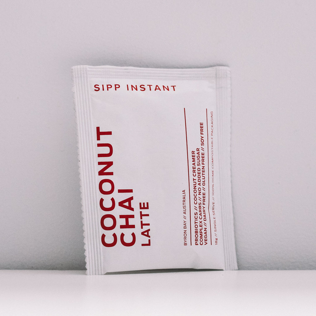 COCONUT CHAI LATTE - SINGLE SERVE SACHETS