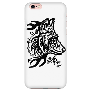 Muh'yiingun/Wolf iPhone 7/7s Case