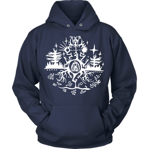 Nookoomis Mshiinkenh/Grandmother Turtle Hoodie