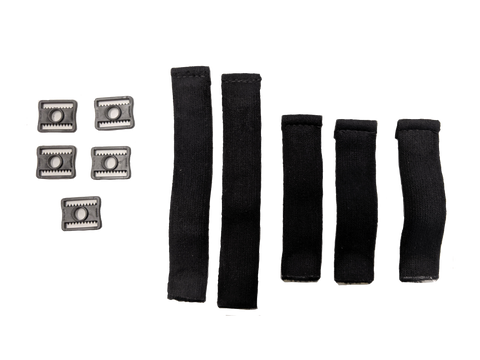 Pro Backplate Harness Kit