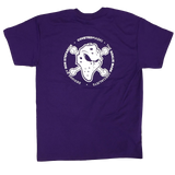 Purple Coveted Mask Shirt