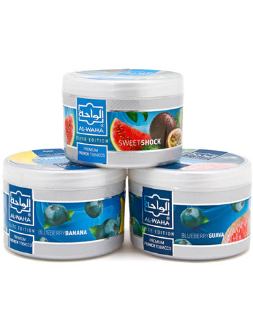Al-Waha Elite Edition Flavored Tobacco 200g