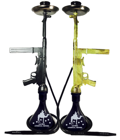 "The MP40 Hookah 33"" Tall"
