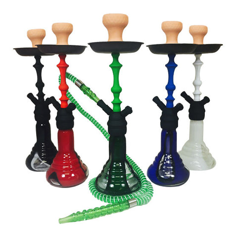 "The Torch Hookah 20"" Tall"