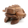 Wood Frog Guiro Rasp Large 6