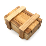 Magic Wooden Puzzle Box Puzzle Wooden Secret Trick Intelligence Compartment Gift