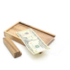Money Puzzle Brain teaser Wooden puzzles