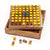 Wooden Othello Reversi Wooden Family Strategy Board Game