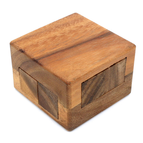 The Magic Drawer Puzzle Brain teaser Wooden puzzles