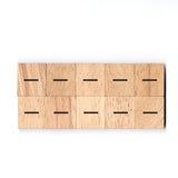 SM2 (-) Minus Sign Math Symbol 1 Piece Wooden Scrabble Tiles