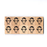 SY26 Cupid Wooden Scrabble tiles