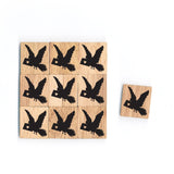 SY43 Dove Wooden Scrabble tiles