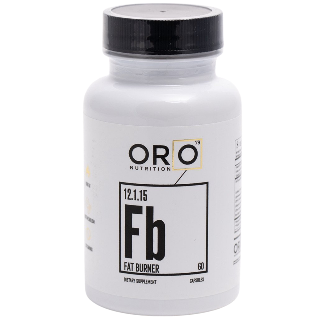 Oro Nutrition - Fat Burner