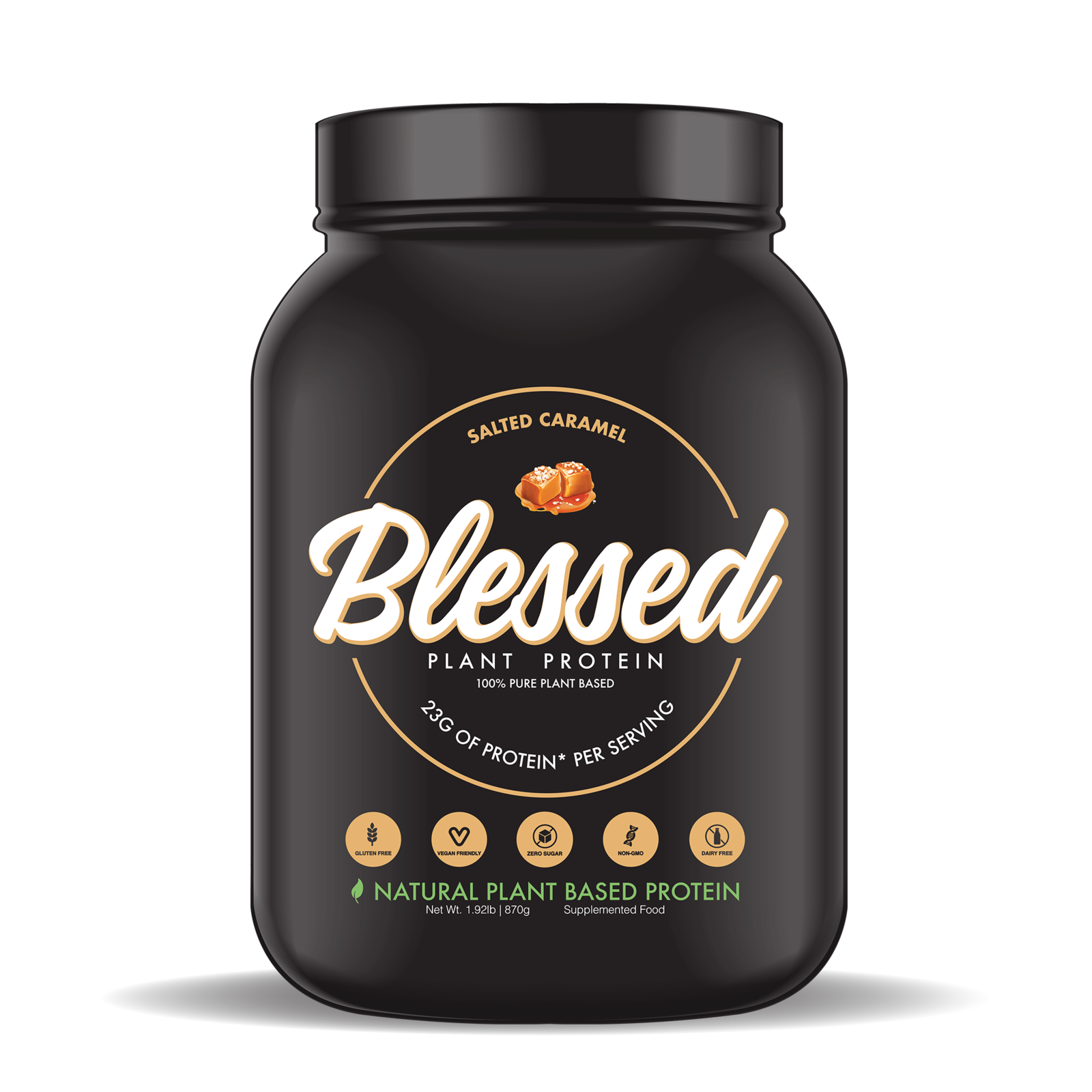 EHP Labs Blessed Protein - Prime.Nutrition1