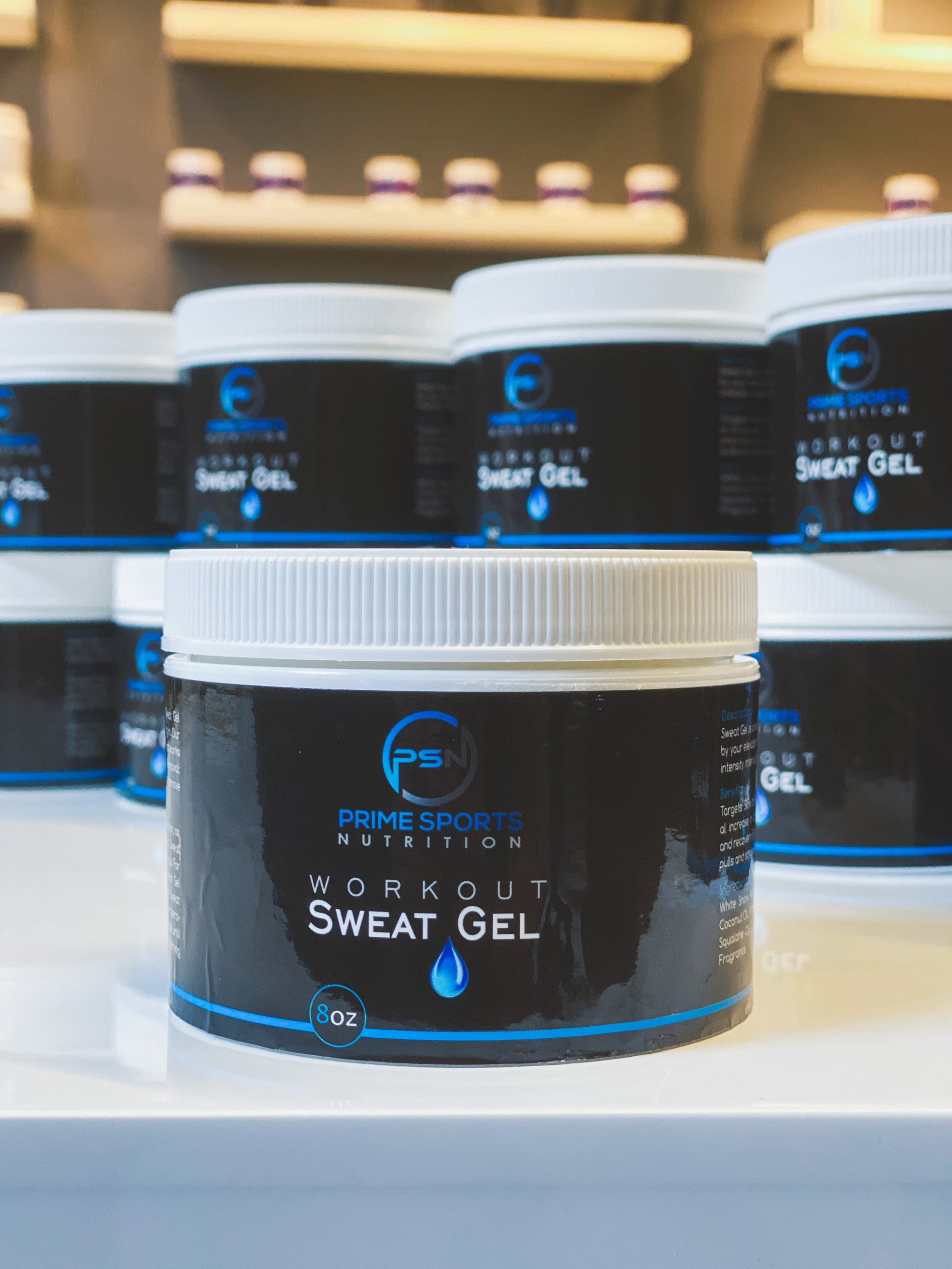 PSN Workout Sweat Gel