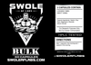 Swoll AF Labs Bulk (In-Store Only) Call To Order - Prime.Nutrition1