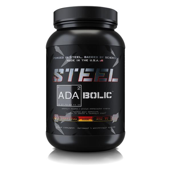 Steel Supplement ADA2BOLIC (In-Store ONLY) Call to Order - Prime.Nutrition1