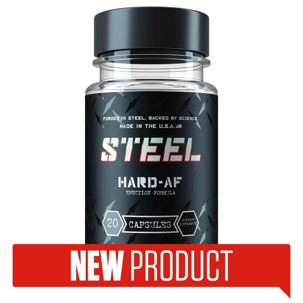 Steel Supplements  Hard-AF (In-Store ONLY) Call to Order - Prime.Nutrition1