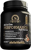 Stout Nutrition All-In-One Performance Vegan Protein Drink