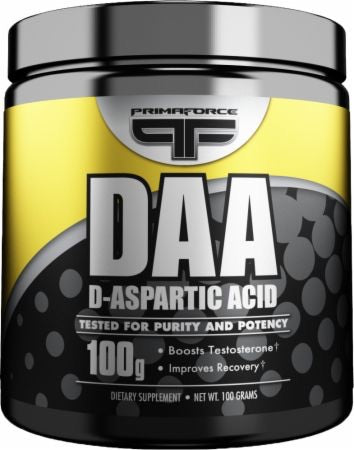 Primaforce DAA: D-Aspartic Acid - Prime.Nutrition1