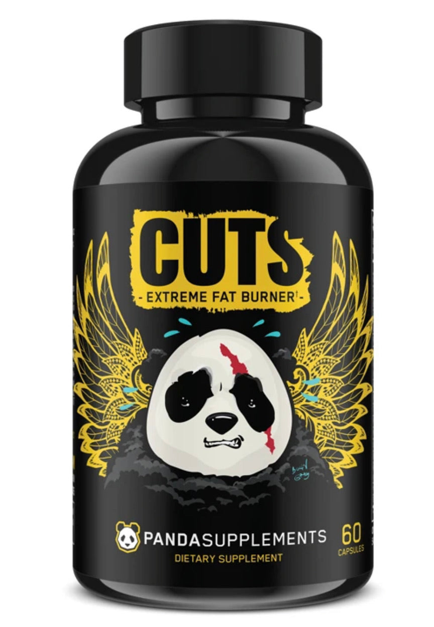 Panda Supplements - Cuts Extreme Fat Burner