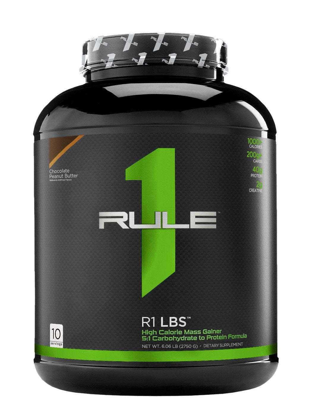 Rule 1 LBS High Calorie Mass Gainer - Prime.Nutrition1