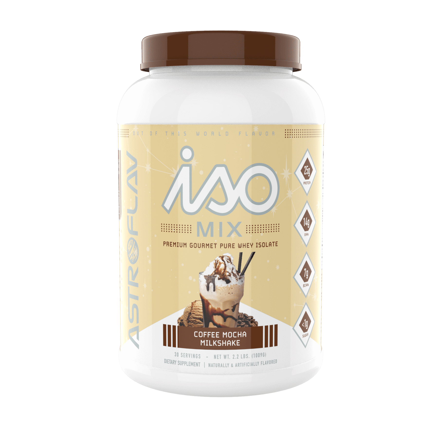 AstroFlav Iso Mix - Pure  Whey Isolate Protein
