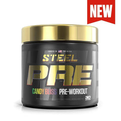 Steel Supplements  Steel Pre (In-Store ONLY) Call to Order - Prime.Nutrition1